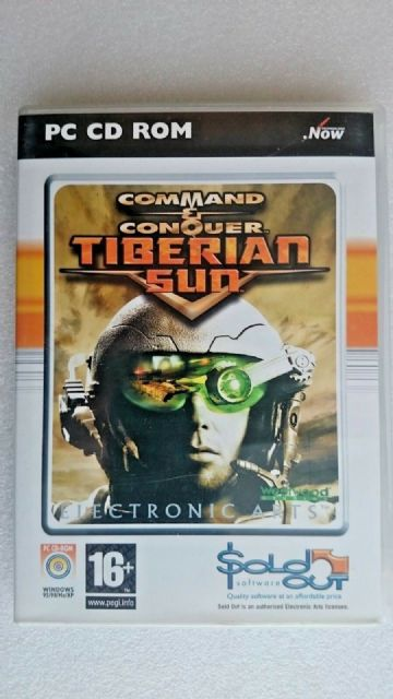 Command & Conquer: Tiberian Sun (PC: Windows, 1999)